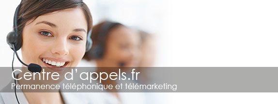 télémarketing centre d'appel