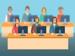 Afin de nous adapter à la volatilité de l'industrie de la relation client, nous avons créé de nouveaux postes dans nos centres de contact.